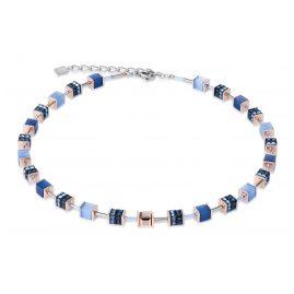 Coeur de Lion 4928/10-0700 Damenhalskette Blau