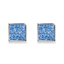 Coeur de Lion 0117/21-0720 Stud Earrings Light Blue
