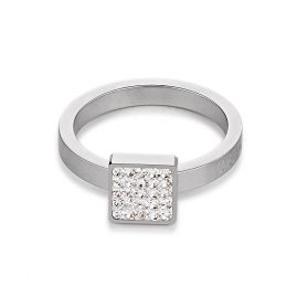 Coeur de Lion 0117/40-1800 Ladies Ring Crystal