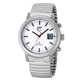 ETT Eco Tech Time EGS-11187-11M Solar Drive Funk Herren-Armbanduhr