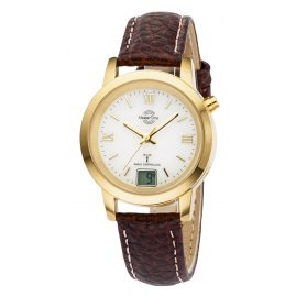Master Time MTLA-10299-13L Radio-Controlled Ladies Watch Basic Classic