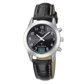 Master Time MTLS-10450-22L Damen-Funkuhr Advanced