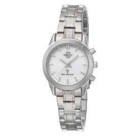 Master Time MTLS-10315-42M Radio-Controlled Womens Watch Advanced