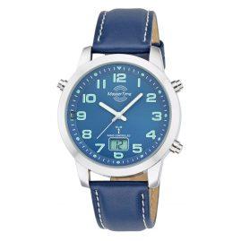 Master Time MTGA-10458-32L Herren-Funkuhr Specialist