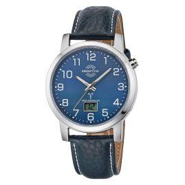 Master Time MTGA-10493-32L Herren-Funkuhr Basic Classic