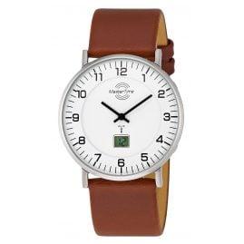 Master Time MTGS-10561-12L Radio-Controlled Mens Watch Advanced Slim