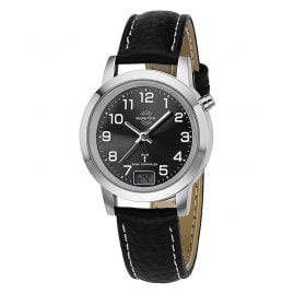 Master Time MTLA-10577-24L Damen-Funkuhr Basic Series