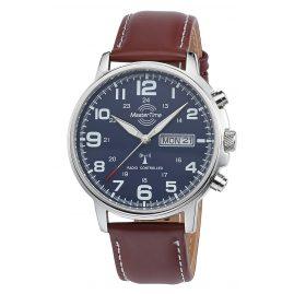 Master Time MTGA-10621-20L Herren-Funkuhr Specialist