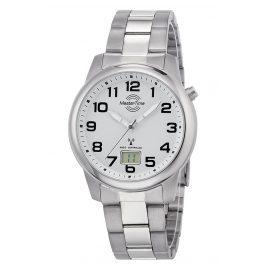 Master Time MTGT-10653-40M Titanium Men's Radio-Controlled Watch