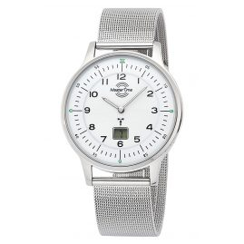 Master Time MTGS-10655-60M Men's Radio-Controlled Watch
