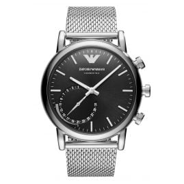 Emporio Armani Connected ART3007 Herrenuhr Hybrid Smartwatch