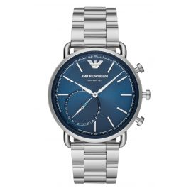 Emporio Armani Connected ART3028 Herrenuhr Hybrid Smartwatch
