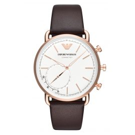 Emporio Armani Connected ART3029 Herrenuhr Hybrid Smartwatch