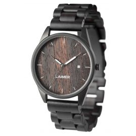 Laimer 0075 Wood Watch Sascha