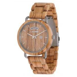 Laimer 0111 Men's Wood Watch Filippo