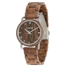 Laimer 0115 Wooden Ladies' Watch Gabi