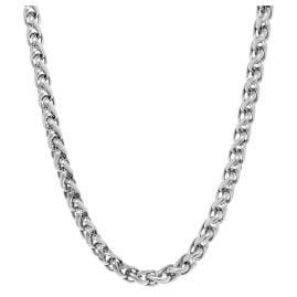 Ernstes Design AK9 Edelstahl Damen-Halskette