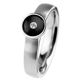 Ernstes Design R522 Diamant Damen-Ring