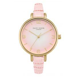 Daisy Dixon DD041P Damen-Armbanduhr Millie Rosa/Gold