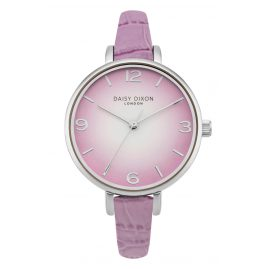 Daisy Dixon DD041V Damen-Armbanduhr Millie Flieder