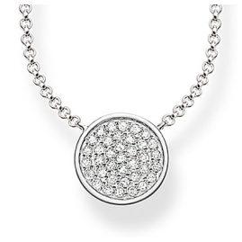 Thomas Sabo KE1491-051-14 Damen-Collier Sparkling Circles
