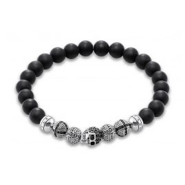 Thomas Sabo A1099-159-11 Bracelet Death´s Head