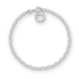 Thomas Sabo X0163-001-12 Silber-Armband für Charms Classic