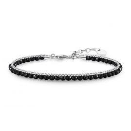 Thomas Sabo A1711-024-11 Damenarmband Schwarz