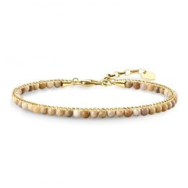 Thomas Sabo A1715-075-19 Ladies Bracelet Beige
