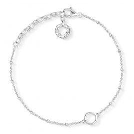 Thomas Sabo X0231-001-12 Silber-Armband für Charms