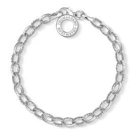Thomas Sabo X0230-001-12 Silberarmband für Charms