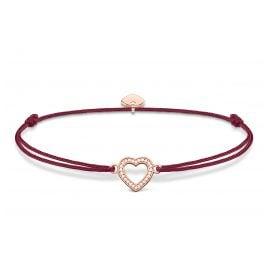 Thomas Sabo LS040-898-10 Armband Little Secret Herz Rosé