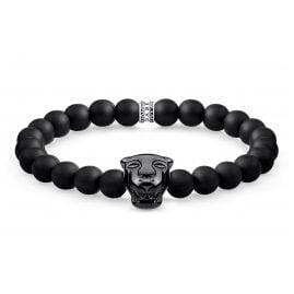 Thomas Sabo A1777-916-11 Unisex Bracelet Black Cat Onyx