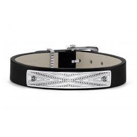 Thomas Sabo A1784-682-11-L20v Leder-Armband