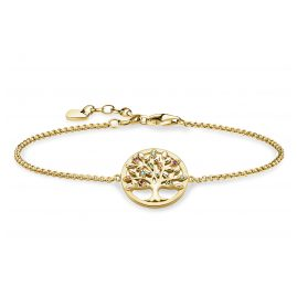 Thomas Sabo A1868-488-7-L19v Damenarmband Tree of Love