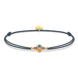 Thomas Sabo LS076-300-7-L20v Armband Little Secret Farbige Steine