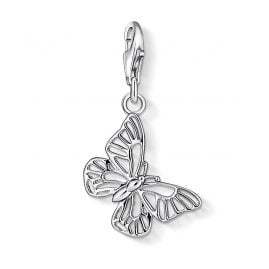 Thomas Sabo 1038-001-12 Charm-Anhänger Schmetterling