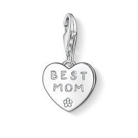 Thomas Sabo 0821-001-12 Charm-Anhänger Best Mom