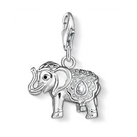 Thomas Sabo 1050-041-14 Charm Pendant Indian Elephant