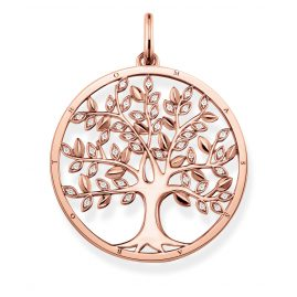Thomas Sabo PE759-416-14 Anhänger Tree of Love Rosé