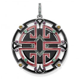 Thomas Sabo PE792-343-7 Pendant Asian Ornaments large