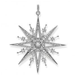Thomas Sabo PE819-643-14 Pendant Royalty Star