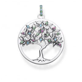 Thomas Sabo PE826-348-7 Anhänger Tree of Love