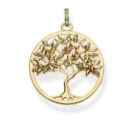 Thomas Sabo PE826-973-7 Anhänger Tree of Love