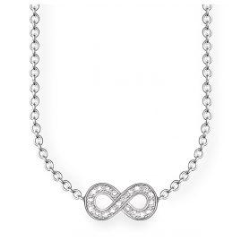 Thomas Sabo D_KE0001-725-14 Damen-Collier Infinity