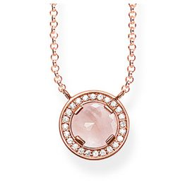 Thomas Sabo KE1495-537-9 Damen-Collier Light of Luna Rosa