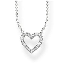 Thomas Sabo KE1554-051-14 Damen-Halskette Herz