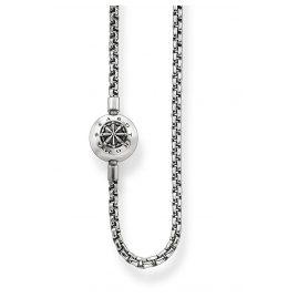 Thomas Sabo KK0002-001-12 Necklace blackened for Karma Beads