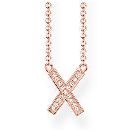 Thomas Sabo KE1657-416-14 Halskette X Rosé
