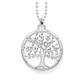 Thomas Sabo KE1660-001-21 Damen-Collier Tree of Love